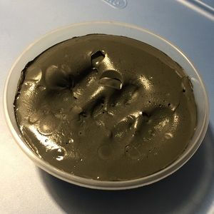 Other - Black/Camo Clay Slime (8 OZ)